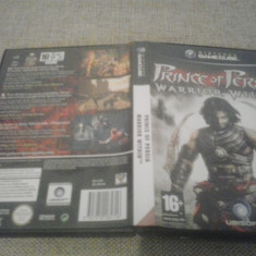 Prince of Persia - The warrior within - Joc Nintendo Gamecube ( GameLand ), Board games, 3+, Single player
