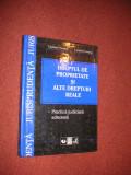 CRISTIANA  TURIANU, C. TURIANU -DREPTUL DE PROPRIETATE SI ALTE DREPTURI REALE
