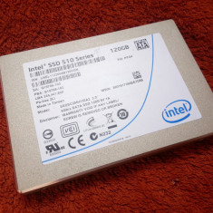 SSD Intel 510 Series 120 GB, SATA 3