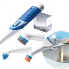 Set curatare-igienizare 4 in 1 Sonic Cleaner