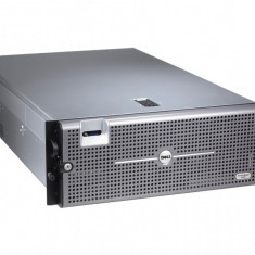Server DELL PowerEdge R905, AMD Opteron 8382 2.6Ghz, 64Gb DDR2 ECC, 2 x 400Gb SAS, DVD-RW, Raid Perc 6iR, 2x Surse 1100W HS