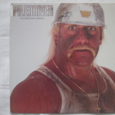 Various ‎– The Wrestling Album II: Piledriver _ vinyl(LP) SUA - Muzica Rock epic, VINIL