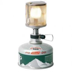 Lanterna pe gaz Coleman F1 Lite - Bricheta Cu Gaz