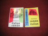 Dictionar Italian - Roman , Roman - Italian - Alexandru Balaci