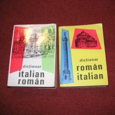 Dictionar Italian - Roman, Roman - Italian - Alexandru Balaci
