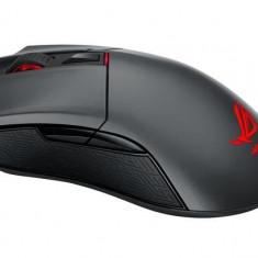 Mouse Asus Republic Of Gamers Gladius, optic, USB, 6400 dpi, gri