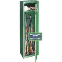 DULAP DE ARME GUN5 ELECTRONIC VERDE T05752