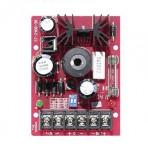 Placa sursa cu backup 2A Secolarm, tensiune stabilizata reglabila 6, 12 V / 1.5A (continuu)/2A (varf)