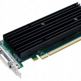Placa Video Nvidia Quadro NVS 290, 256Mb DDR2, 64 bit, DMS-59 + Adaptor de la DMS-59 la VGA