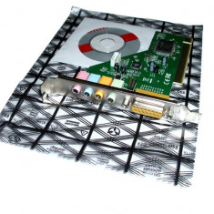 Placa de sunet 5.1 Bulk, PCI, 3d Sound - Placa de sunet PC