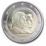 Moneda LUXEMBURG 2 euro comemorativa 2006, UNC, Europa, Cupru-Nichel