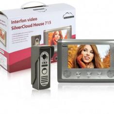 INTERFON VIDEO ECRAN LCD 7 INCH PNI-SC715