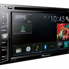 MULTIMEDIA PLAYER AUTO 2 DIN 6.2 INCH PIONEER AVH-X2700BT - TV Auto
