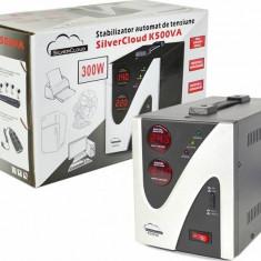 STABILIZATOR DE TENSIUNE 300W SILVER CLOUD PNI-SCK500V - Stabilizator tensiune