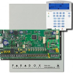 SISTEM ALARMA ANTIEFRACTIE PARADOX SP6000 + K35 - Sisteme de alarma