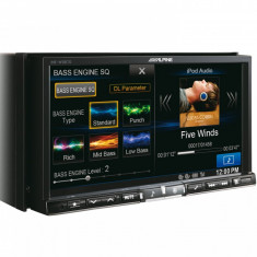 DVD MULTIMEDIA 2DIN ALPINE INE-W987D - TV Auto