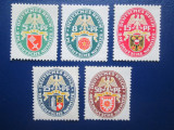 TIMBRE GERMANIA REICH  1929 SET =NESTAMPILAT