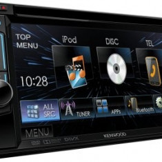 DVD AUTO CU GPS BLUETOOTH USB 2DIN KENWOOD DNX-5230BT - TV Auto