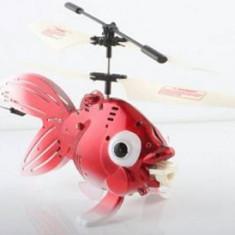 Elicopter peste cu telecomanda-face baloane de sapun - Elicopter de jucarie