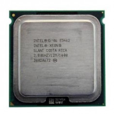 Procesor Intel Xeon Quad E5462, 12M Cache, 2.80 GHz, 1600 MHz FSB - Procesor server