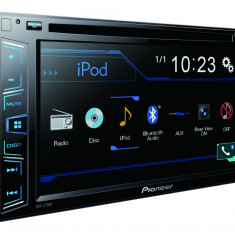 MULTIMEDIA PLAYER AUTO 2 DIN 6.2 INCH PIONEER AVH-X3700DAB - TV Auto