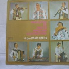 Orchestra De Muzica Populara Electrecord, dirijor: Radu Simion _ vinyl(LP), VINIL