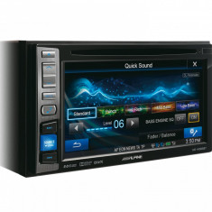 DVD MULTIMEDIA 2DIN ALPINE IVE-W585BT - TV Auto