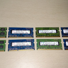 Memorie laptop SODIMM 2Gb DDR3 1333 Mhz PC3 10600 (1x2Gb)
