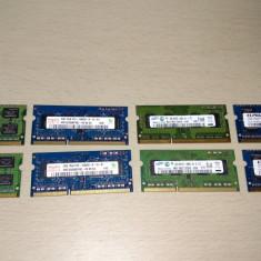 Memorie laptop SODIMM 2Gb DDR3 1333 Mhz PC3 10600 (1x2Gb)