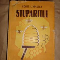 Stuparitul (apicultura) editia a 3-a an 1747/733pag/381figuri- Const.Hristea - Carti Zootehnie