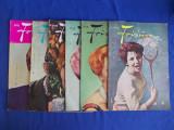 Cumpara ieftin LOT 6 REVISTE FRIZURI ( DIE FRISUR ) - LEIPZIG - 1962/1964