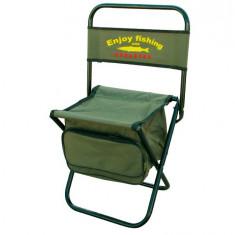Scaun Baracuda cu buzunar WC323033 - Mobilier camping