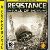 RESISTANCE 1 PS3 - Jocuri PS3 Sony, Shooting, 18+, Single player