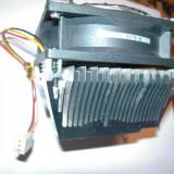 Cooler pentru procesoare TITAN D5TB, radiator aluminiu, SOCKET A(462) stare BUNA