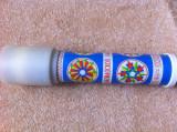 Caleidoscop kaleidoscop jucarie din tabla si plastic ruseasca URSS hobby vintage