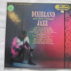 Various – Dixieland And New Orleans Jazz _ vinyl(LP) SUA jazz - Muzica Country Altele, VINIL