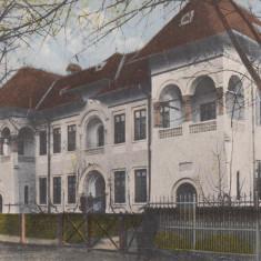 RAMNICU - VALCEA, R.-VALCEA, SERVICIUL TEHNIC, CIRCULATA, STAMPILA 9.12.17 - Carte Postala Oltenia 1904-1918, Printata