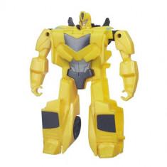 Transformers Robot One Step Change Bumblebee - Figurina Povesti Hasbro