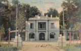CRAIOVA  PARCUL BIBESCU  TERASA  FLORILOR  RESTAURANT- BERARIE  CIRC. AUG.*905, Circulata, Printata