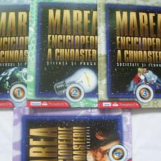 MAREA ENCICLOPEDIE A CUNOASTERII 4 VOLUME