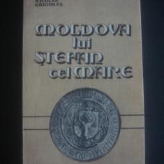 NICOLAE GRIGORAS - MOLDOVA LUI STEFAN CEL MARE - Istorie