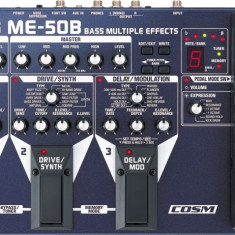 BOSS ME-50B Bass Multiple Effects - Efect Chitara
