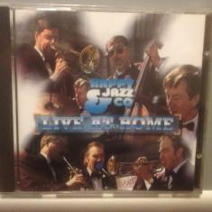 HAPPY JAZZ & GO - LIVE AT HOME (1996/HJC REC/GERMANY)  CD NOU/SIGILAT