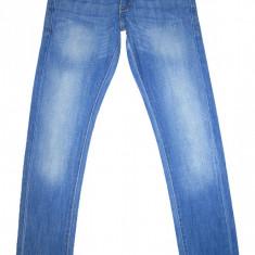 LEVI'S 511 SKINNY - (MARIME: 28 x 32) - Talie = 78 CM, Lungime = 109 CM - Blugi barbati Levi's, Culoare: Albastru, Prespalat, Slim Fit, Normal