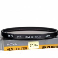 Filtru 72mm Hoya Skylight Japan - Filtru foto, 70-80 mm