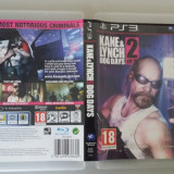 KANE AND LYNCH 2 PS3