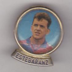 Bnk ins Insigna fotbal FC Barcelona - Estebaranz