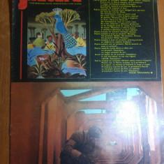 Revista flacara 1 martie 1975-articol si foto despre orasul zalau