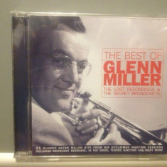 GLENN MILLER - THE BEST OF (1997 / BMG ARIOLA REC/ GERMANY) - CD NOU/SIGILAT - Muzica Jazz