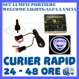 SET 2 x LUMINI LOGO LASER LANCIA GENERATIA 6 (12V, CAMION 24V) - LED CREE 7W, ZDM
